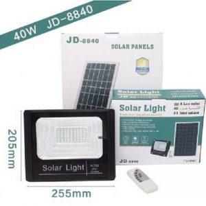 โคมไฟโซล่าเซลล์ รุ่น JD-8840