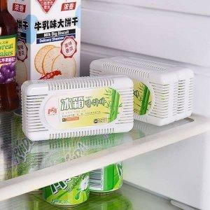 กล่องดูดกลิ่นอับชื้นในตู้เย็น