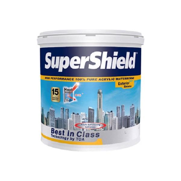 Supershield Sheen สีน้ำซุปเปอร์ชิลด์