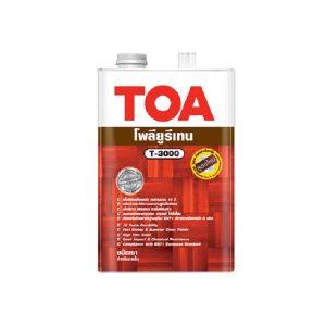 TOA Polyurethane T3000 ชนิดเงา สำหรับภายใน