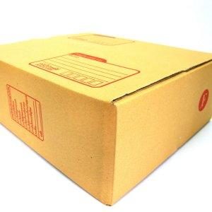 QuickerBox กล่องไปรษณีย์ ขนาด F (แพ๊ค 40 ใบ)