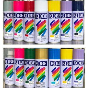 สีสเปรย์สำหรับงานอเนกประสงค์ KOBE