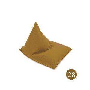 BeanBag Chair ทรงสามเหลี่ยม/ชีส canvas 28