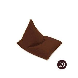 BeanBag Chair ทรงสามเหลี่ยม/ชีส canvas 29
