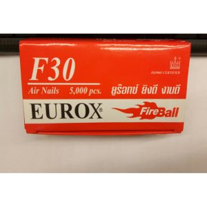 ตะปู EUROX F30