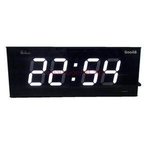 นาฬิกาLED ติดฝาผนัง ขนาด15นิ้ว ไฟสีขาว