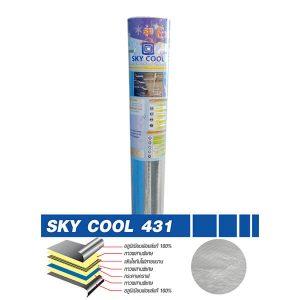 แผ่นสะท้อนความร้อน Skycool 431