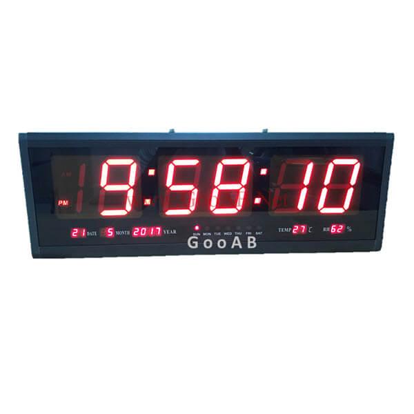 LED Clock Board นาฬิกา LED