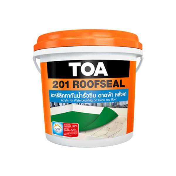 อะคริลิกกันซึม TOA 201 Roofseal