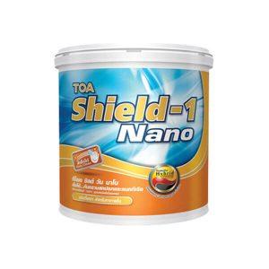 TOA Shield-1Nano ชนิดกึ่งเงาภายใน เบส A