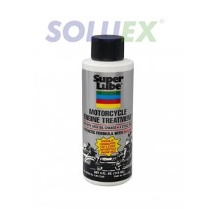 SUPER LUBE สูตร Engine Treatment For Motorcycles