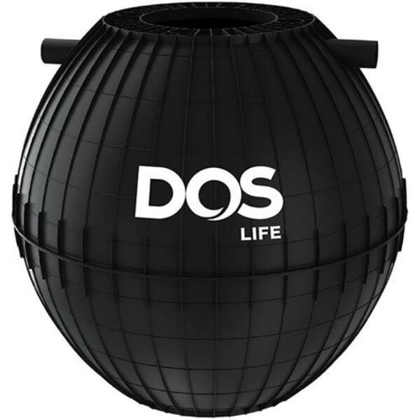 Dos ถังบำบัดน้ำเสียรุ่น Hero 1200 ลิตร ST-05/BK
