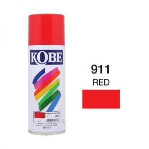 โกเบ สเปรย์อเนกประสงค์ 911 red