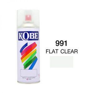 โกเบ สเปรย์อเนกประสงค์ 991flat clear