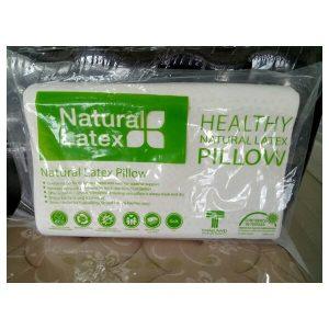 หมอนยางพาราเพื่อสุขภาพ Natural Latax