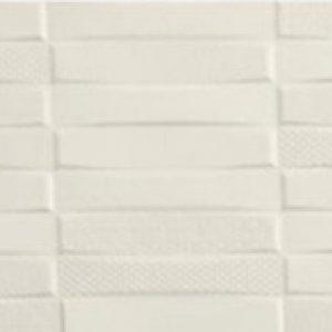 Home Sopic กระเบื้องเซรามิค ตกแต่งผนัง 12 X 24 นิ้ว รุ่น KRION WHITE MATT