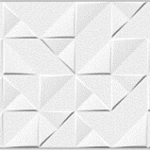 Home Sopic กระเบื้องเซรามิค ตกแต่งผนัง 12 X 24 นิ้ว รุ่น TREVISO WHITE MATT
