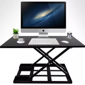 โต๊ะเสริมวางคอมพิวเตอร์ปรับขึ้น-ลงได้ BDEE รุ่นMF-16