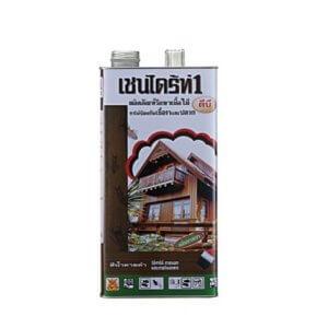 เชนไดรท์ น้ำยากำจัดปลวก ขนาด 5 ลิตร CL สีน้ำตาล