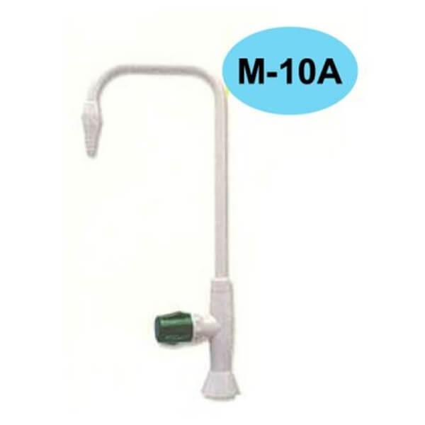 ก๊อกน้ำสำหรับโต๊ะปฏิบัติการวิทยาศาสตร์ มือหมุน รุ่น M-10A