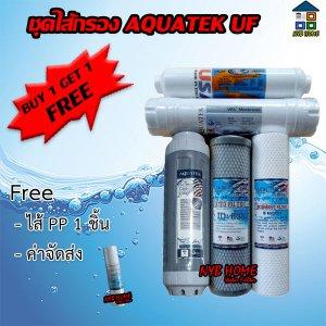ไส้กรองน้ำ Aquatek UF