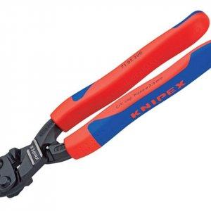 KNIPEX 71 02 200 CoBolt คีมตัดสลักขนาดกะทัดรัด
