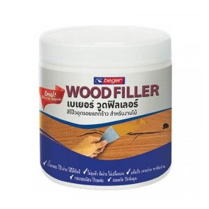 เบเยอร์ วูดฟิลเลอร์ สีโป๊วไม้ 500 กรัม