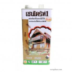 เชนไดรท์ น้ำยากำจัดปลวก ขนาด 5 ลิตร CL สีใส