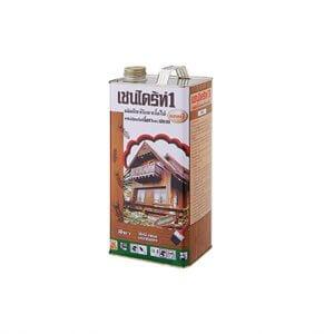 เชนไดร้ท์ รักษาเนื้อไม้ CL สีชา 5 ลิตร