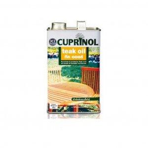 คิวปริโนล ทีค ออยล์ น้ำมันรักษาเนื้อไม้ 3ลิตร ICI