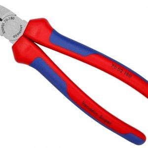KNIPEX 70 02 180 คีมตัดปากเฉียง