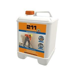 TOA 211 Concrete Plus น้ำยากันซึมผสมคอนกรีต