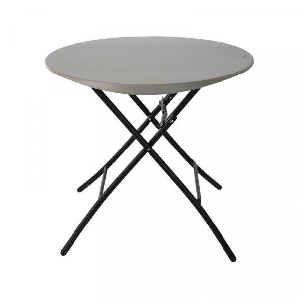โต๊ะกาแฟ พลาสติกพับได้ กว้าง 84 ซม LIFETIME USA