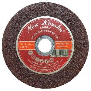 ใบตัดเหล็กบาง NKK ขนาด 4นิ้ว x 2.0 mm.