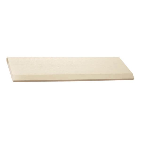Conwoodไม้บัวพื้นหน้า 3 นิ้ว ลายคลาสสิค สีงาช้าง 76x3050x11มม.