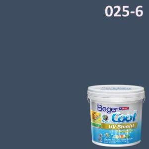 Beger Cool UV Shield 025-6 Intermezzo Blue