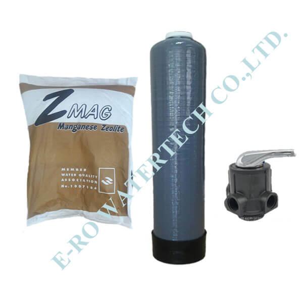 ชุดกรองน้ำใช้ สำหรับกำจัดสนิม เหล็ก 0844G
