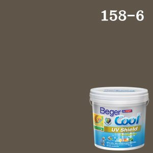 Beger Cool UV Shield 158-6 Weathered Wood