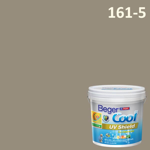 Beger Cool UV Shield 161-5 Clay Stone