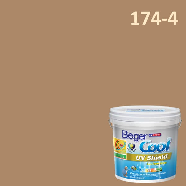 Beger Cool UV Shield 174-4 Reindeer