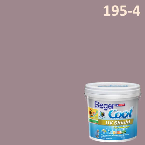 Beger Cool UV Shield 195-4 Cocoa Crunch