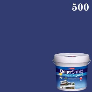 สีน้ำอะครีลิกพิเศษ #500 เบเยอร์ชิลด์ Freedom Blue