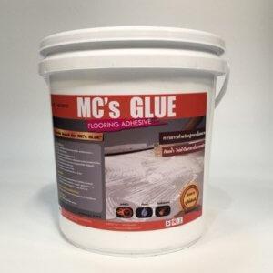 กาวปูกระเบื้องยาง Mc's Glue