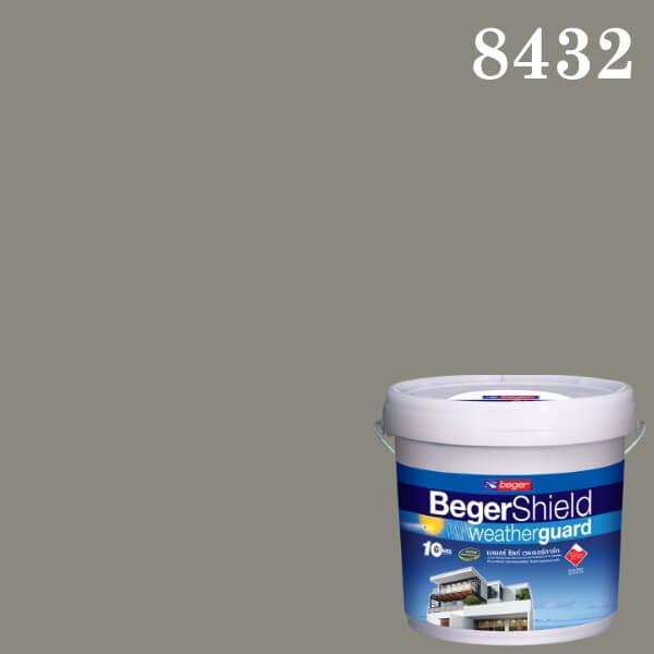 สีน้ำอะครีลิก S-8432 เบเยอร์ชิลด์ Garden Bench