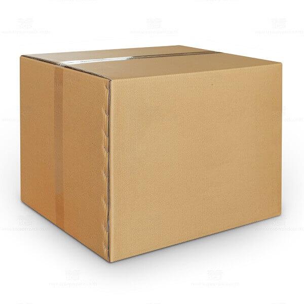 กล่องลูกฟูก ขนาด 50x50x20 ซม.