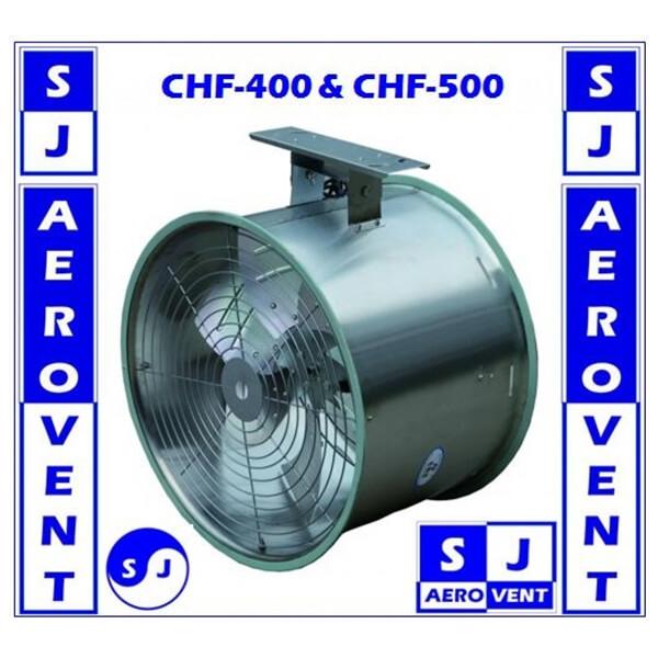 CHF-400 16นิ้ว/400mm พัดลมระบายอากาศแบบแขวน