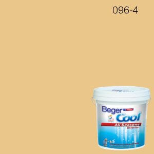 Beger Cool All Seasons สีน้ำอะครีลิก ภายนอก 096-4 SCP