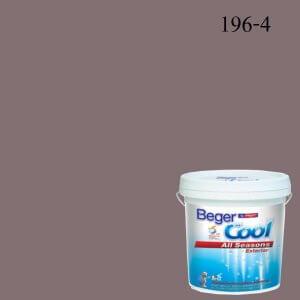 สีน้ำอะครีลิกภายนอก SCP 196-4 Beger Cool All Seasons Maltese Falcon