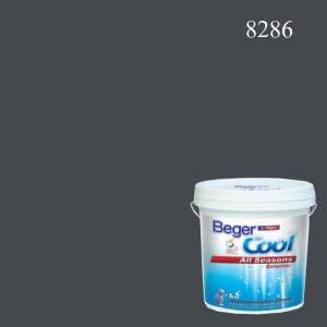 Beger Cool All Seasons สีน้ำอะครีลิก ภายนอก 8286