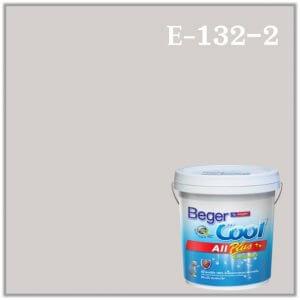 สีน้ำอะครีลิกภายนอก E-132-2 Beger Cool All Plus Fading Frost
